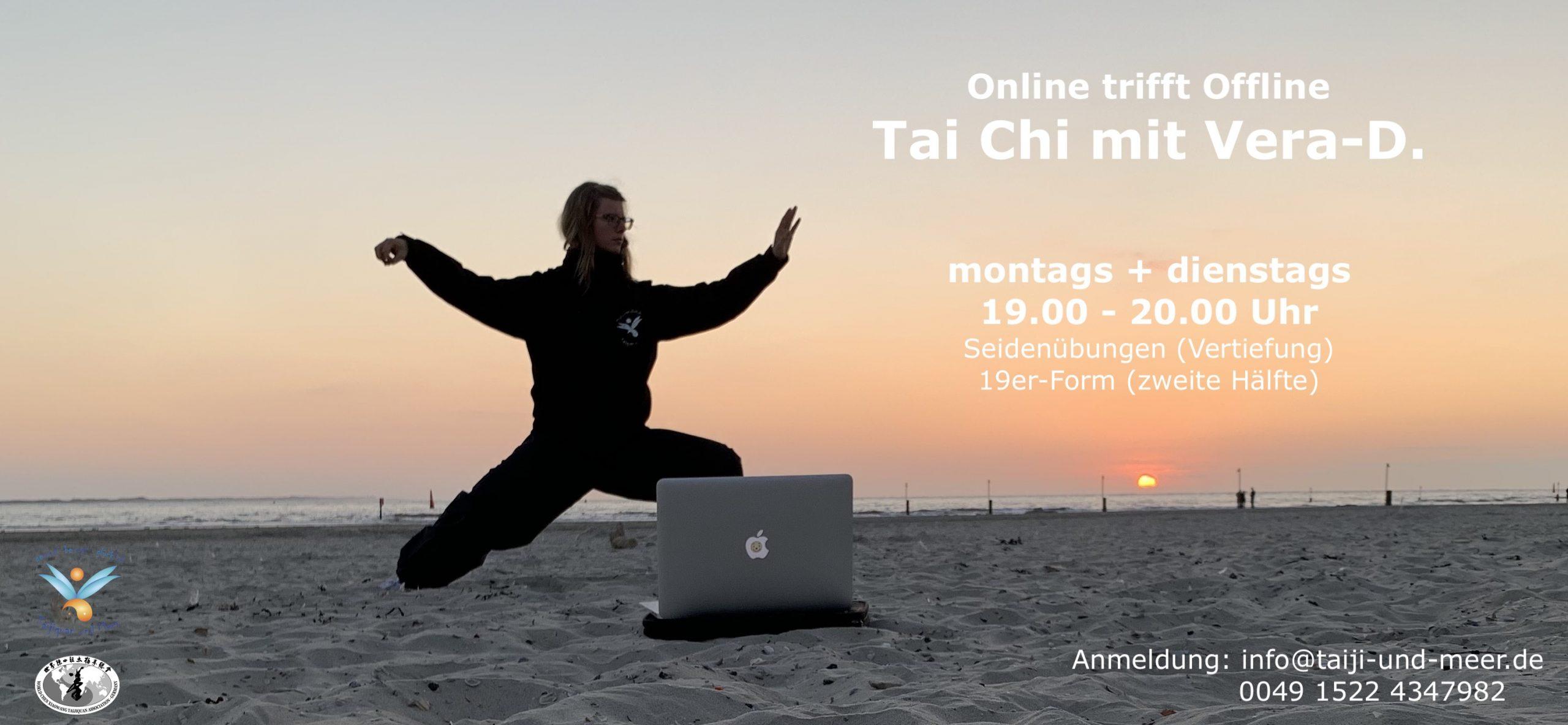 Taiji Tai chi auf Norderney, Gesundheitskurse Ney